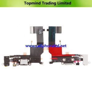 Brand New Dock Charging Port Flex Cable for iPhone 5s pictures & photos