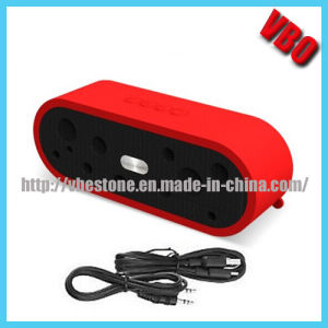 Waterproof Wireless Bluetooth Speaker Ipx4 with TF, Aux, Mic Function pictures & photos