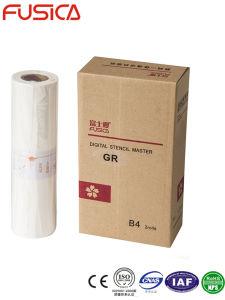 Gr B4 Master Roll for Riso Duplicator