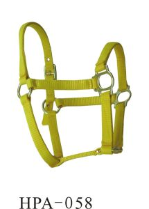 Yellow Pony PA Western Webbing Bridle