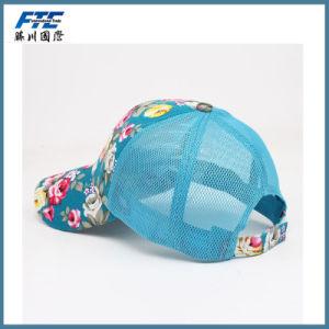 Summer Customized Logo Fashion Hats Mesh Sport Cap pictures & photos