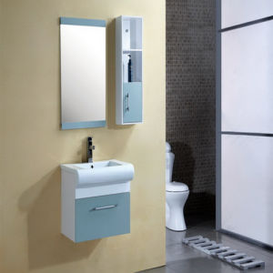 Hot Sale PVC Bathroom Cabinet with CE Certificate (SW-MJ860) pictures & photos
