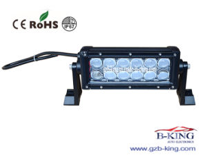 High Lumen 4D 36W LED Light Bar pictures & photos