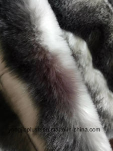 Wave Stripe Faux Fur pictures & photos