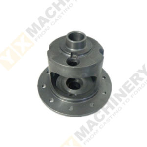 Precision Sand Lost Wax Investment Die Iron Steel Machined Castings pictures & photos