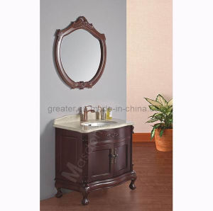 antique style bathroom vanity cabinet gd98805