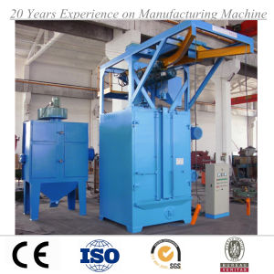 High Efficiency Best Price Double Hook Type Shot Blasting Machine pictures & photos