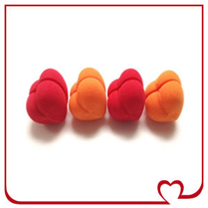 Hair Roller Heart Shaped Sponge Hair Roller pictures & photos