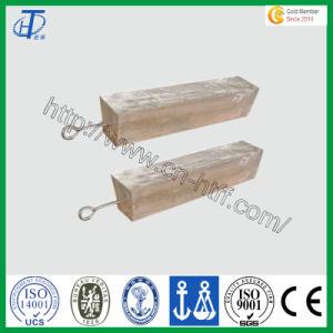 Hot Sale Cathodic Protection Aluminum Sacrificial Anode