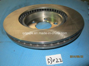 Car Brake Disc for Chrysler Amico 53022 pictures & photos