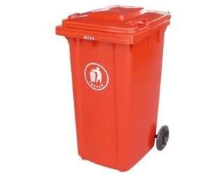 Multicolor 240L Mobile Garbage Bin pictures & photos