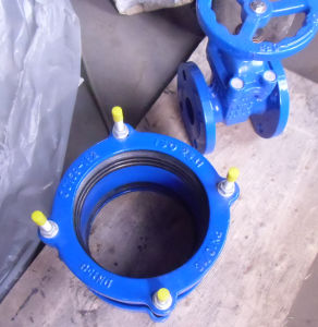 Ductile Iron Pipe Joint and Valves pictures & photos