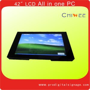 "42"" LCD All in One Computer (I3, I5, I7 CPU available)"