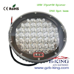 9-30V 185watts Car/Truck Epistar LED Driving Work Light pictures & photos