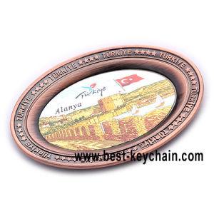 Turkey Plate Magnet Souvenir 3D Fridge Magnet (BK53276) pictures & photos