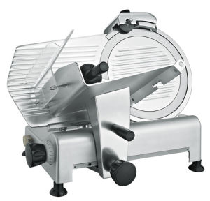 Manual Meat Slicer (300ES-12A) with 3 Safety Locks, CE/RoHS/ETL/LFGB Certificate