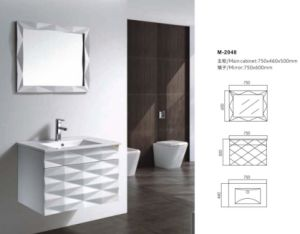 Deluxe Hot Sale Bathroom Cabinet pictures & photos