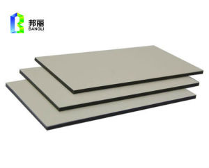 Aluminium Cladding Panel for Curtain Wall Facade Fire Proof Panels pictures & photos