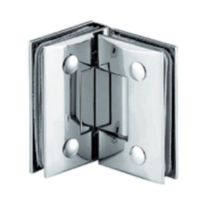 90 Degree Bathroom Hinge (SH-004) Glass-Glass pictures & photos