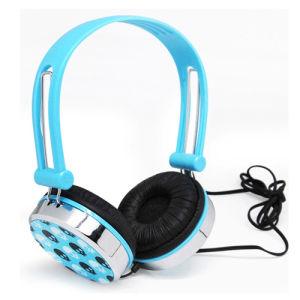 Headphone, Headset, Fashionable Colourful Headphone (HEP-024)