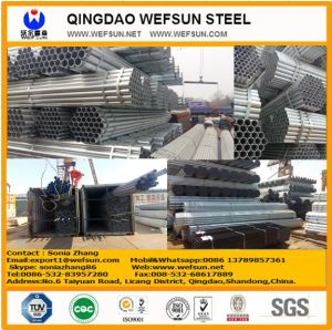 Hot Diped Galvanized Steel Pipe Price pictures & photos