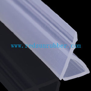 Transparent Waterproof Silicone Rubber Strip