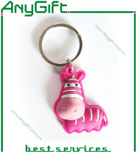 3D Soft PVC Keyring with Customized Shape and Logo 17 pictures & photos