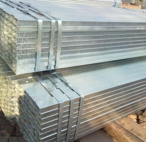 Hot Dipped Alvanized Steel Pipe Steel Tube pictures & photos