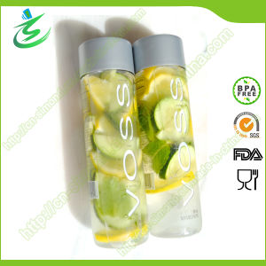 400 Ml Cheap Price Voss Water Glass Bottle/Voss Water Bottle/Voss Fruit and Beverage Bottle pictures & photos