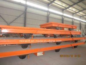 Heavy Load 20ton Electric Transfer Cart with CE pictures & photos