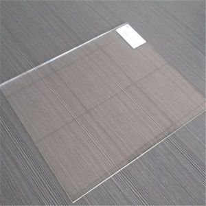 Low Expansion Glass, Borosilicate Glass for 3D Printer pictures & photos