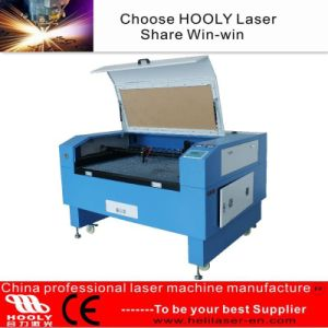 CE Certification CNC Polystyrene Laser Cutting Machine