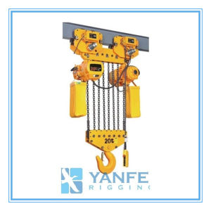 20-25ton Electric Chain Hoist for Lifting pictures & photos