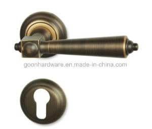 High Quality Solid Brass Door Handle 809 pictures & photos