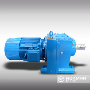 R (RS) Series Helical Gear Reducer pictures & photos