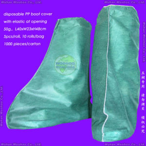 Disposable Medical Boot Cover pictures & photos