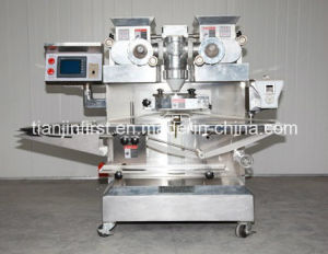Chinese Mooncake Encrusting Machine in Bakery equipment pictures & photos