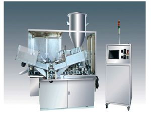 High Speed Plastic Tube Filler Sealer (SGF-100) pictures & photos