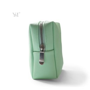 Ladies Mini Fashion Custom PVC Leather Cosmetic Makeup Bag pictures & photos