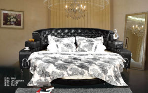 2015 Modern Fashion Classic Round Bed Mattress 9888 pictures & photos