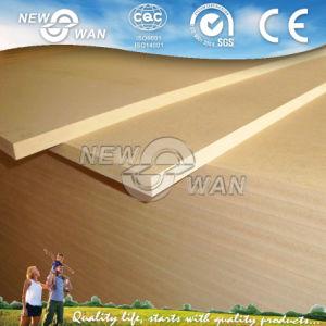 Furniture Grade Plain Raw MDF / Melamine MDF for Nigeria pictures & photos