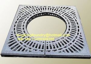 Square Type Ductile Iron Tree Grilles pictures & photos