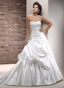Plus Size Wedding Dresses (HA5)