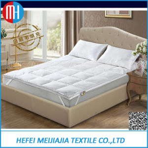 Spring Mattress with Goose Feather Filling pictures & photos