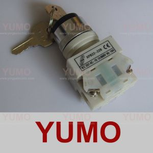 Push Button Switch (XPB22-22B-11Y/21)