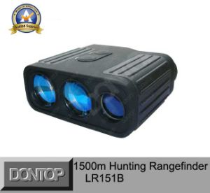 1500m China Tactical Hunting Long Range Laser Distance Meter (LR151B) pictures & photos