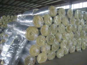 Glass Wool Blanket Insulation Material pictures & photos