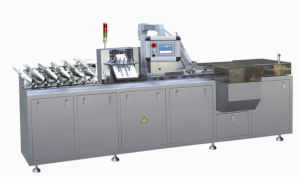 Model Uwzh-100d Automatic Cartoning Machine
