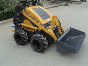 Mini Skid Steer Loader Good Sale in Australia pictures & photos