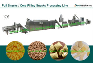 CE Standard Snacks Food Machine